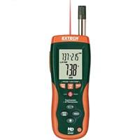 Máy đo độ ẩm, nhiệt độ IR Extech HD500