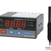 Bộ điều khiển nhiệt độ độ ẩm Lutron PHT-3109