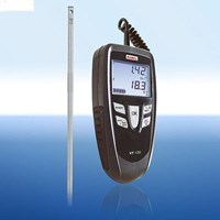 Máy đo tốc độ gió, nhiệt trong đường ống Kimo VT10
