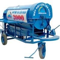 Máy Tuốt lúa ( đập lúa ) liên hoàn Mỹ Việt 2000
