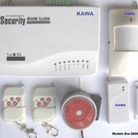 Báo cháy báo trộm không dây KAWA KW-260B