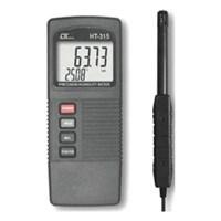 Thiết bị đo độ ẩm Lutron HT-315