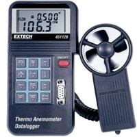 Thiết bị đo vận tốc gió - nhiệt độ Extech 451126
