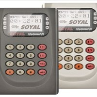 Máy chấm công thẻ từ Soyal AR-829E-V5