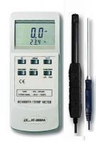 Dụng cụ đo nhiệt độ độ ẩm Lutron HT-3006HA