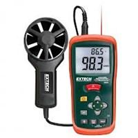 Máy đo nhiệt độ - tốc độ, gió  EXTECH HD300