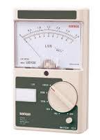 Đo cường độ ánh sáng Sanwa LX3132 (10k Lux)