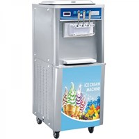 Máy làm kem 3 màu Jingling BQ726