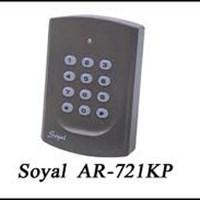 Máy chấm công thẻ cảm ứng Soyal AR-721KP