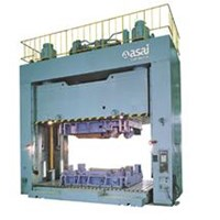 Máy dập ép Hydraulic Presses DSP2500P