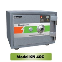 Két vuông khoá cơ chống cháy Kangaroo KN40C