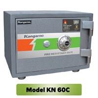 Két vuông khoá cơ chống cháy Kangaroo KN60C