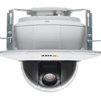 IP camera speed dome Axis P5512