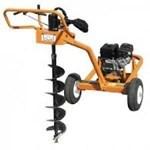 Đầu khoan đất Drill tractor 001