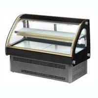 Tủ mát kính cong đặt trên bàn RuyeShing RS-C9002
