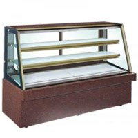 Tủ mát trưng bày kính phẳng Rueyshing RS-C1004MS