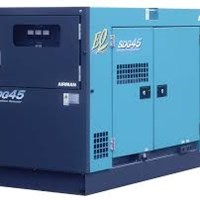 Máy phát điện AirMan SDG45S