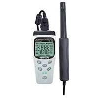 Thiết bị đo nhiệt độ/ độ ẩm Tenmars TM-184