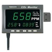 Thiết bị đo CO2/nhiệt độ Tenmars TM-186