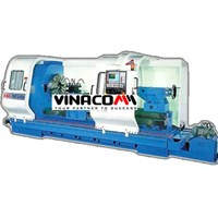 Máy tiện ngang hạng nặng CNC TLA 30