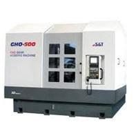 Máy lăn răng CNC GHO-500