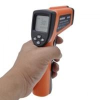 Máy đo nhiệt độ bằng hồng ngoại, laser DT8016H