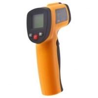 Máy đo nhiệt độ bằng hồng ngoại, laser HT-866