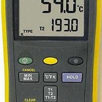 Thiết bị đo nhiệt độ tiếp xúc 2 kênh Fluke 52 II (52-2)