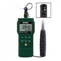 Máy đo tốc độ lưu lượng gió, nhiệt độ, Extech AN340