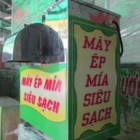 Máy ép mía Việt Thống VT-01
