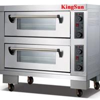 Lò nướng bánh 2 tầng 2 khay điện FDX-24BQ