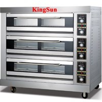 Lò nướng bánh 3 tầng 9 khay điện KS-3L