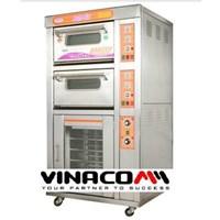 Lò nướng Gas thông thường với ngăn ủ lạnh YXY-1212ABF
