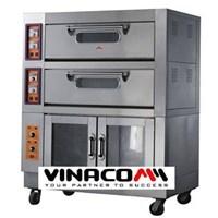 Lò nướng Gas thông thường với ngăn ủ lạnh YXY-40ABF