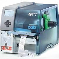Máy in mã vạch Cab A4+ T - chuyên in chất liệu dệt may