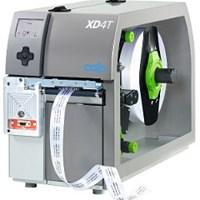 Máy in mã vạch Cab XD4T - in 2 mặt với chất liệu dệt