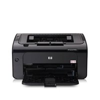HP LaserJet Pro P1566 Printer Print speed black