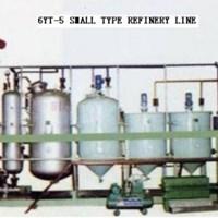Máy tinh chế dầu hạt điều