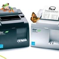 Máy in hóa đơn STAR TSP 100 ECO