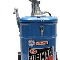 Thùng bơm mỡ bằng tay Fugimaku HG-70