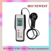 Máy đo tốc độ, lưu lượng gió HT-9819