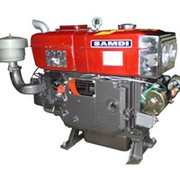 Động cơ Diesel Samdi S1115AM (24HP)