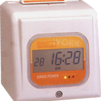 Máy chấm công thẻ giấy KP-970
