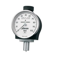 Đồng hồ đo độ cứng cao su Asker Durometer type AL , 0 point - 100 point