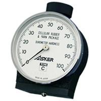 Đồng hồ đo độ cứng cao su Asker Durometer type C