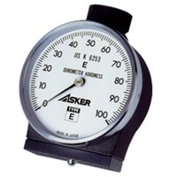 Đồng hồ đo độ cứng cao su và nhựa Asker Durometer type E