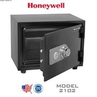 Két sắt chống cháy, chống nước Honeywell 2102 khoá cơ ( Mỹ
