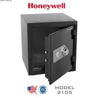 Két sắt chống cháy, chống nước Honeywell 2105 khoá cơ