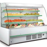 Tủ mát siêu thị 5 tầng 2m Kusami KS-LFG-20