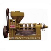 Máy ép dầu tự động điều khiển nhiệt độ Kusami KS-140WK